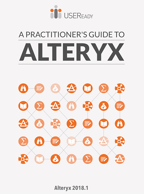 Alteryx 2018.1 learning guide