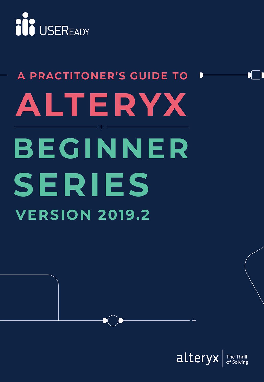 Alteryx 2019.2 Guide